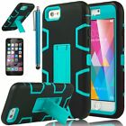 Outer  Box Case Cover For iPhone 6 4.7 w/ Stand Screen Protector Stylus Defend