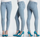 $187 NWT J BRAND JEANS 811 MID RISE SKINNY BEAUT BEAUTUFUL BLUE SZ 29 X 29.5