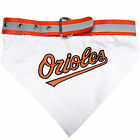 Baltimore Orioles Licensed MLB Dog Bandana Collar