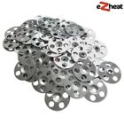 Stainless Steel Tile Backer Board Fixing Washers Discs for Wall and Floor