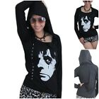 Alice Cooper Metal Rock DIY Light-Weight Hoodie Top