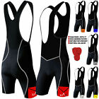 Cycling Bib Shorts Front Bib Tights / Cycle Shorts Padded XS,S,M,L,XL,XXL
