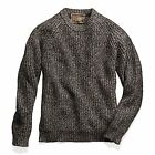 COACH MARLED CREWNECK SWEATER (COACH f84089) CHARCOAL / MSRP 498.00 / Med or XL