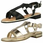 Van Dal Ladies Leather Sandals Lee
