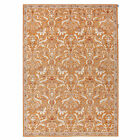 Poeme Hand Tufted Oriental Scroll Pattern Area Rug