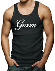 Groom - Husband Marriage Love Wedding Party Men's Tank Top T-shirt