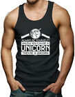 Always Be Yourself, Unless You Can Be A Unicorn Men's Tank Top T-shirt