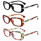 Women's Fashion Eyeglass Frame Optical Spectacles Eyewear Plain Glasses Rx 9257