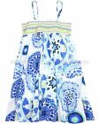 Desigual Girls' Dress Castineir, Size 5/6, 7/8, 9/10, 11/12, 13/14