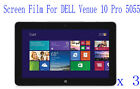 3 Glossy Matte Screen Protector Film Cover Skin Guard For DELL Venue 10 Pro 5055
