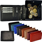 Leather Purse Viennese Case Condom Compartment Secret Compartment Wallet Purse