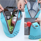 Thermal Travel Picnic Lunch Portable Tote Waterproof Insulated Cooler Carry Bag