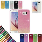 Fashion Bling Glitter Sparkling Sequin Textured Cover Case For Samsung Galaxy S6