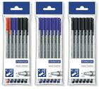 STAEDTLER TRIPLUS FINELINER PENS / WRITING / DRAWING / SKETCHING