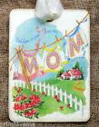 Hang Tags  LOADS OF LOVE FOR MOM APRON TAGS or MAGNET #461  Gift Tags