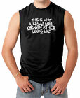 This Is What A Really Cool Grandfather Looks Like Men's SLEEVELESS T-shirt