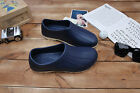 Non-Slip Chef Shoes Comfort Water Work Safety Hospital Fishing Kitchen Farm Navy
