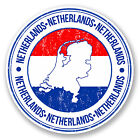 2 x Netherlands Vinyl Sticker Decal iPad Laptop Travel Luggage Tag Gift #5537