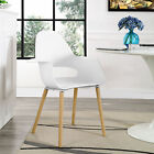 Modern Dining Armchair | Available in 3 Colors