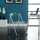 Modern Folding Dining Chair | Available in 2 Colors