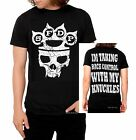 Five Finger Death Punch 5DFP Knuckles metal rock T-Shirt M L 2XL NWT