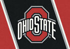 Ohio State Buckeyes NCAA Team Spirit Area Rug