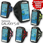Sports Jogging Running Gym Armband Strap Case Cover For Samsung Galaxy S 3 I9300