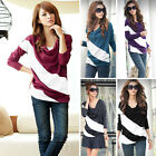 Fashion women Lady Basic Tops Shirt Blouse Slim High Collar Long Sleeve Casual