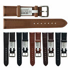 18mm,20mm,22mm Calfskin Genuine Leather Replacement Watch Band Strap
