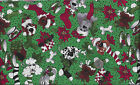 Christmas Dogs I Spy Fabric Basset Poodle Beagle Schnauzer Fat Quarter Loralie