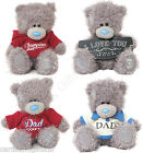 "Me to You Tatty Teddy Dad Bear Fathers Day Birthday T Shirt 4"" 5"" 6"" 7"" Bears"