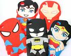 For iPod Touch 4th Generation -Soft Silicone Rubber Cover Skin Case Super Heroes