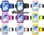 1X Sports Gym Outdoor Armband Phone Pouch for Samsung N7100 i9220 Note2 Note3 A