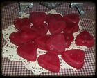 Nellie's Acres Sweet Hearts  Wax Embeds....1/2 & 1 lb Cinnamon Scented