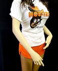 Hooters Uniform Cowboy Shirt Shorts Pic Sz cowgirl western Costume halloween