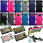 pb&j otter - For Samsung Galaxy S6/S6 Edge & Edge Plus Defender Case w/ Clip fits Otterbox