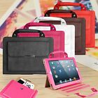 Universal Carrying Handbag PU Leather Case Cover For iPad 2 3 4 5 air mini 1 2 3
