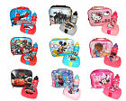 Kids Disney Marvel School Lunch Kit Drink Bottle & 3D Sandwich Box Avengers Cars