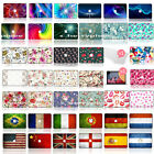 "3IN1 Multiple 3D Painted Hard Cut-Out Case Cover for Apple Macbook Pro 13""Retina"