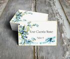 VINTAGE FORGET ME NOT POSTCARD WEDDING PLACE CARDS, TAGS or ESCORT CARDS #65