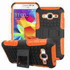 SAMSUNG HEAVY DUTY TOUGH SHOCKPROOF WITH STAND HARD CASE COVER FOR MOBILE PHONES