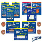 MACKS PILLOW SOFT Silicone Ear Plugs for Sleeping, Swimming - Mack's Earplugs