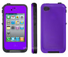 Waterproof Shockproof Dirt Snow Proof Hard Case Cover for Apple iPhone 4S 4 4G