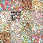 Wood Buttons Sewing Craft Scrapbook Mixed Various HUGE VARIETY OF SHAPES & SIZES