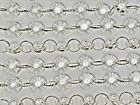 CHANDELIER PARTS CUT GLASS CRYSTALS DROPS BEADS AURORA BOREALIS AB ORB DROPLETS