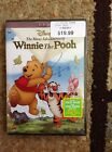 The Many Adventures of Winnie the Pooh (DVD, 2013)Authentic US release