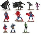 Schleich Justice League Figures Batman, Superman, Green Lantern, Darkseid, Joker