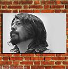 DAVE GROHL FOO FIGHTER CANVAS WALL POP ART BOX PRINT PICTURE SMALL/MEDIUM/LARGE