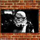 STORMTROOPER STAR WARS CANVAS WALL ART BOX PRINT PICTURE SMALL/MEDIUM/LARGE
