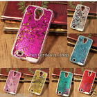 Glitter Star Dynamic Liquid Quicksand Case Cover for Samsung Galaxy Note3 4 S5 6